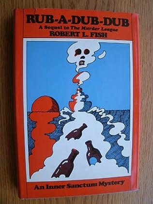 book cover of Rub-A-Dub-Dub