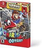 : Super Mario Odyssey: Starter Pack - Nintendo Switch