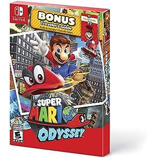 Super Mario Odyssey: Starter Pack - Nintendo Switch