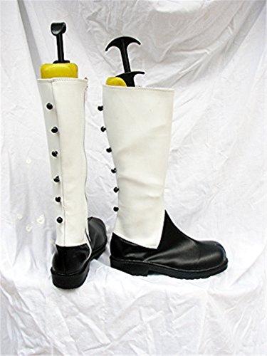 Bromeo Black Butler Kuroshitsuji Ciel Monastery Ver Cosplay Chaussure Bottes Boots