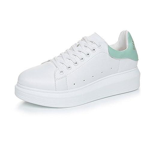 le plus fiable acheter pas cher très convoité gamme de Basket Plateforme de Femme Chaussure Sneakers Basse