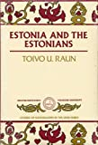 Estonia and the Estonians, Raun, Toivo U., 0817985123