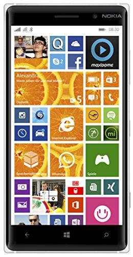 Nokia Lumia 830 Orange Factory Unlocked GSM - International Version