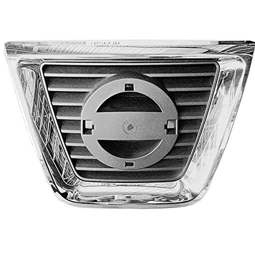 nissan rogue grille insert - 4