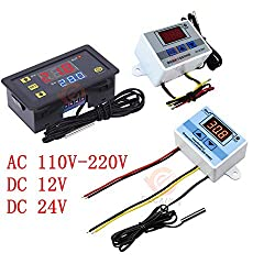 XH-W3001 W3002 W3230 Digital Temperature Controller Thermostat Freezer Temperature Meter Control Switch W3001 Thermoregulator