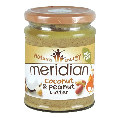 Meridian - Coconut & Peanut Butter - 280g (Pack of 3) by Meridian