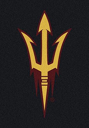 Arizona State College Team Spirit Area Rug by Milliken, 5'4'' x 7'8''