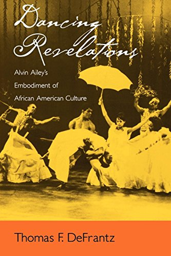 Pdf Arts Dancing Revelations: Alvin Ailey's Embodiment of African American Culture