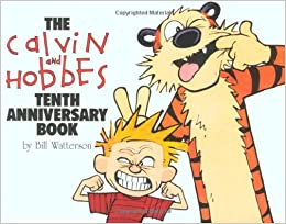 Calvin And Hobbes Comic Book