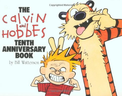 Calvin & Hobbes Books, Tenth Anniversary Book - Irresistible Soft Toys