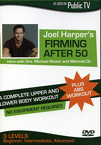 E1 ENTERTAINMENT Joel Harpers Firming After 50 image