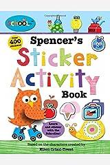 Schoolies: Spencer's Sticker Activity Book Paperback