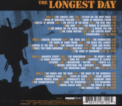Longest Day: Ultimate World War Movie Theme by Silva America