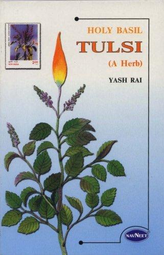Holy Basil Tulsi a Herb pdf epub