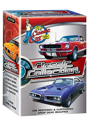 (My Classic Car: Special Collector's Edition - Classic Collection 5 pk.)