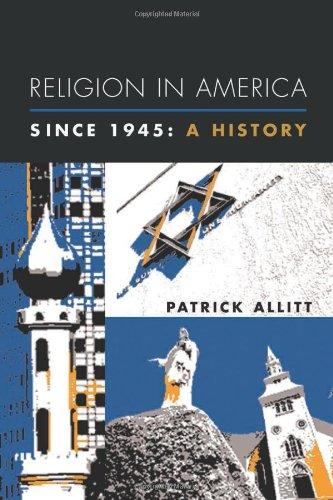 Religion in America Since 1945