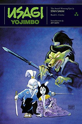 Usagi Yojimbo: Book 6: Circles