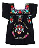 Liliana Cruz Embroidered Mexican Youth G
