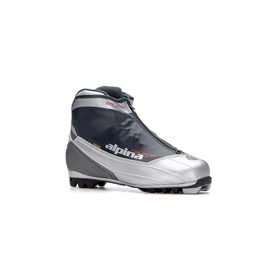 Alpina ST G NNN Cross Country Ski Boots Lifestyle Updated - Alpina cross country ski