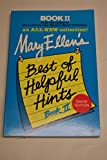 img - for Mary Ellen's Best of Helpful Hints Book II book / textbook / text book