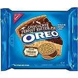 Oreo Chocolate Peanut Butter Pie Sandwich