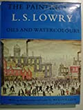 The Paintings of L. S. Lowry, Mervyn Levy, 0904041239