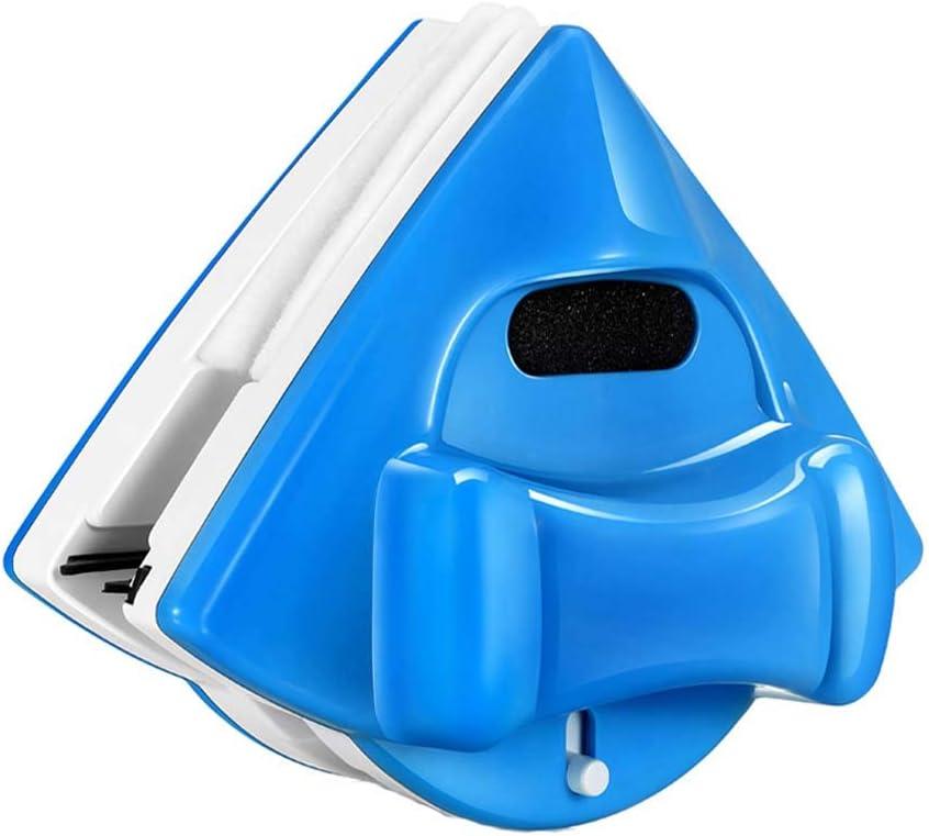FKZL Limpiador de Ventana magnético Limpiacristales magnético de Doble Cara Ultra Resistente para Limpiar la Superficie Ventana del Cepillo del depurador para Ventanas (Blanco/Doble Capa 15-23mm): Amazon.es: Hogar