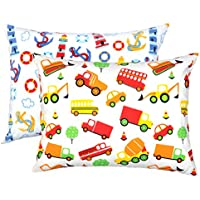 YourEcoFamily Top Quality Toddler Pillowcases - 100%...