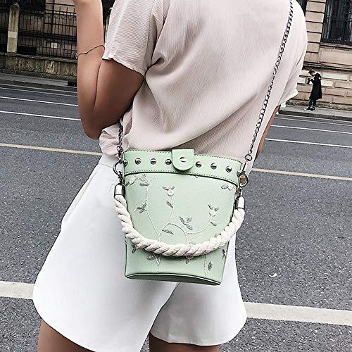 Sabarry Main Vert Femme Unique Vert à Sac pour Taille pZwqXxrpEn
