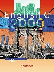 English G 2000, Ausgabe B, Bd.4, Schülerbuch, 8. Schuljahr