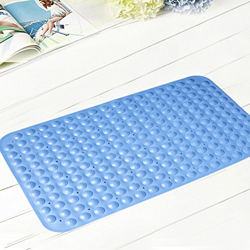 Bathroom non-slip mat bathroom mats pvc plastic mats foot massage-A - 77cm Inch