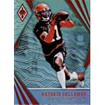 2018 Phoenix NFL  182 Antonio Callaway RC Rookie Cleveland Browns Rookie  Official... Football Cards Phoenix dfd66303d