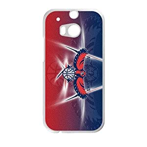 Cool-Benz Atlanta Hawks Phone case for Htc one M8
