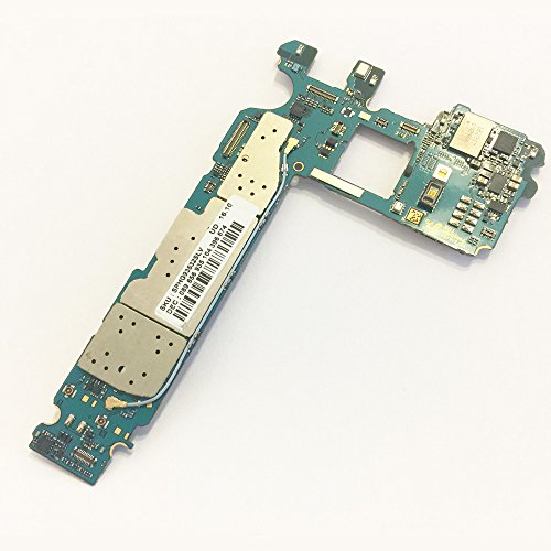 (Main Logic Motherboard Board with IC Memory Card SIM Card Tray Fix Replacement Repair Parts for Samsung Galaxy S7 Edge G935A AT&T G935P Sprint G935V Verizon G935T T-Mobie)