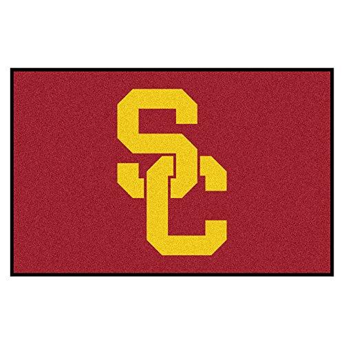 FANMATS NCAA Univ of Southern California Trojans Nylon Face Starter ()