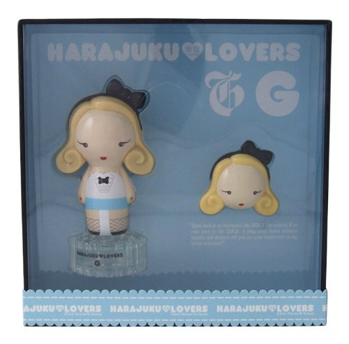 Gwen Stefani Harajuku Lovers G Gift Set (0.04 Perfume Solid Ounce)