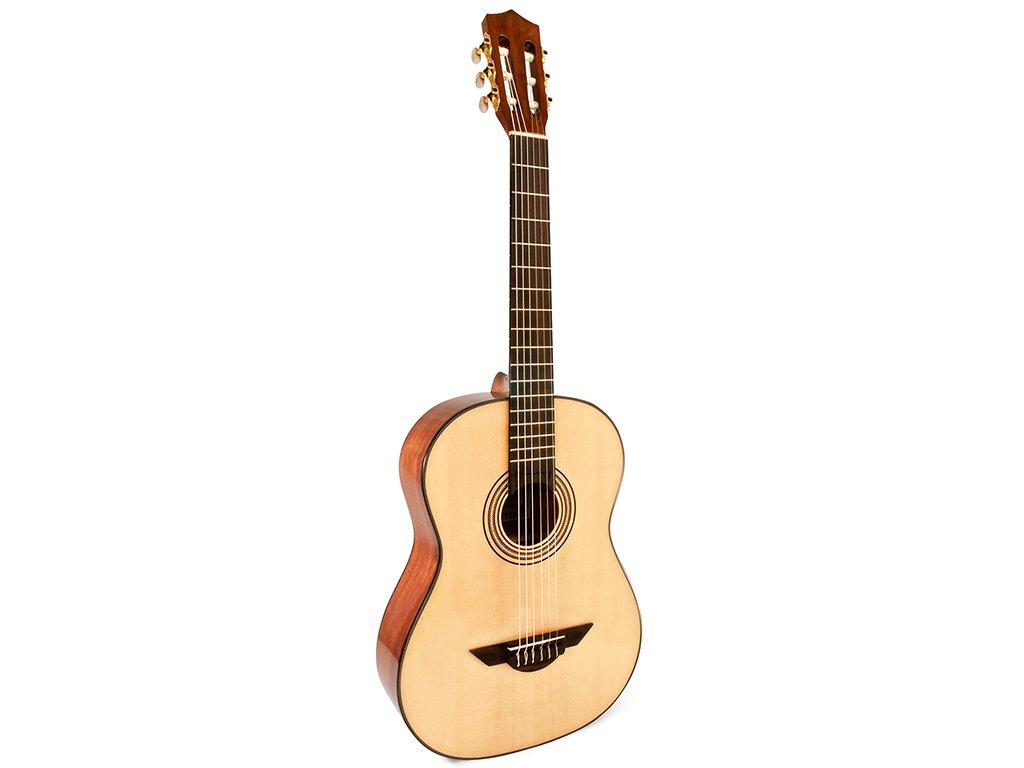 H. Jimenez LG2 El Artista (The Artist) Classical Acoustic Guitar Natural