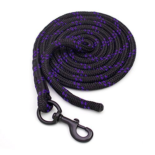 Toklat Originals 10' Blocker Lead Rope (Purple)