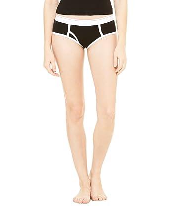 17aa2024b21a Ladies' 6.5 oz. Logan Cotton/Spandex Boyfriend Brief at Amazon ...