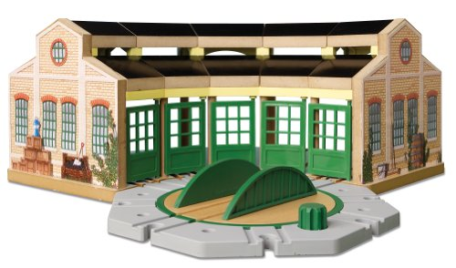 Thomas And Friends Wooden Railway - Tidmouth Sheds