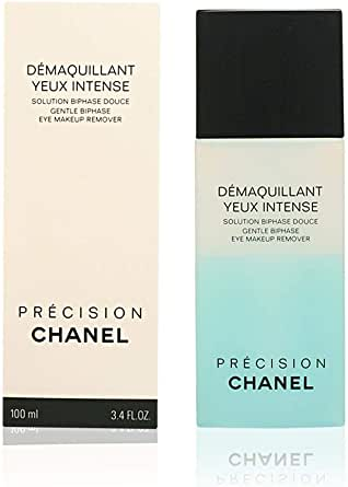 Chanel Demaquillant Yeux Intense Gentle Bi-Phase Eye Makeup Remover, 100 ml