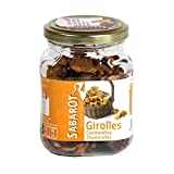 Sabarot - Dried Chanterelles (Girolles), 30g (1.1 oz)