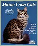 Maine Coon Cats, Carol H. Daly, 0812090381