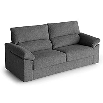 Amazon Colchones.Shiito Sofa Bed 3 Seater Colchon Hr Bed 140 X 190 Amazon Co Uk