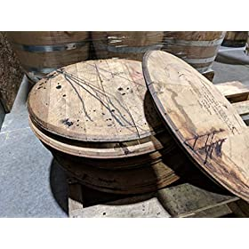 Bourbon/Whiskey Barrel Top – Head