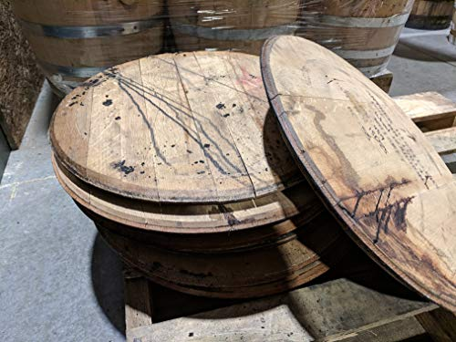 - Bourbon/Whiskey Barrel Top - Head