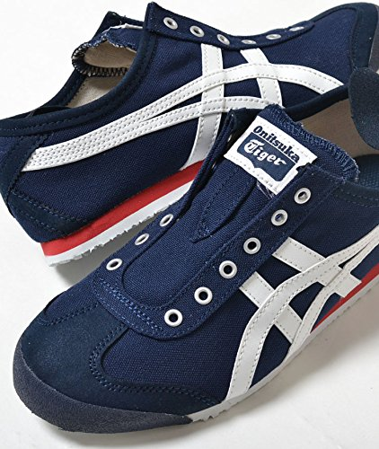low priced 6f6e3 76afb Amazon | Onitsuka Tiger MEXICO 66 SLIP-ON オニツカタイガー ...