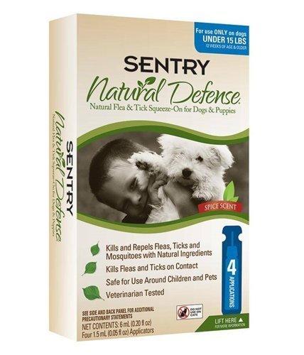 Sentry Natural Defense Natural - 6
