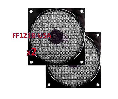 Ventilador SilverStone Technology SST-FF121B Tek 120mm Ultra