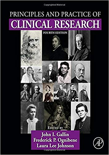 Principles And Practice Of Clinical Research por John I. Gallin epub
